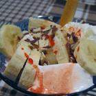 "Десерт ""BananaAcudjava"""