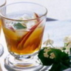 Горячие алкогольные напитки с чаем