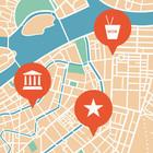 Самые популярные места Foursquare в Петербурге