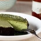 Чизкейк с зеленым чаем