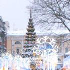 В Петербурге началась подготовка к Новому году