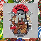Герб Москвы: Версия граффити-художника Nootk