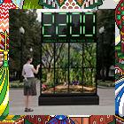Городские часы: Версия художника Максима Ксуты