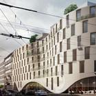 Жилые многоэтажки с садами на крыше построят на Херсонской улице