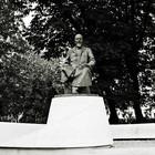 По местам: Памятник Абаю Кунанбаеву