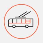 Испытания частного трамвая «Чижик» на проспекте Наставников