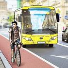 Перестройка: велодорожки на Гороховой и набережной Фонтанки