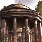 Разрушающаяся Уткина дача станет Музеем городской скульптуры