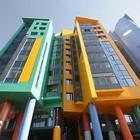 На юго-западе Москвы открылась разноцветная детская больница