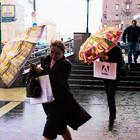 Буря нанесла миллионный ущерб