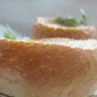 Zucchini Soup & Homemade Ciabatta