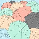 Эксперимент The Village: Делятся ли прохожие зонтами в дождь?