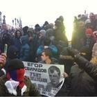 Хроника событий: Митинг на Манежной площади