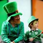 Москвичи все чаще превращаются в ирландцев