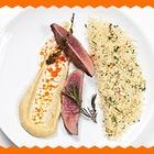 Шеф дома: Ягненок, хумус и облепиховый десерт шефа «Стрелки»