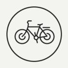 На сайте приложения Strava опубликовали данные о велопоездках в Москве и Петербурге