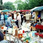 Блошиный рынок переезжает из Лианозово