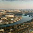 Москва постепенно сползает в реку