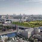 Объявлен конкурс идей парка на месте гостиницы «Россия»