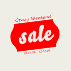 Crazy Weekend Sale в FOTT Shop