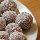 Кокосово-шоколадные шарики