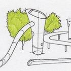 Идеи для города: Детская площадка из крыльев ветряной мельницы в Роттердаме