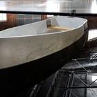 В Голицынский пруд парка Горького запустят мраморную лодку Фабио Виале