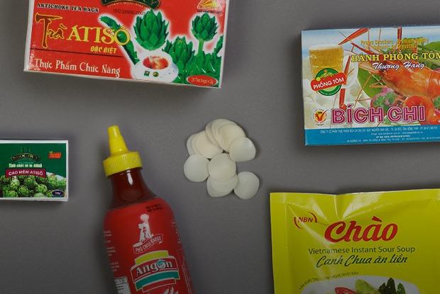25 продуктов с вьетнамской выставки в «Ханой-Москва»