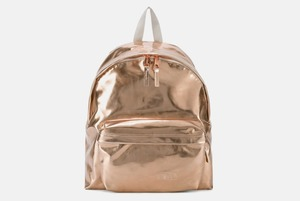 Золотистый рюкзак Eastpak
