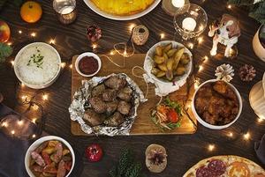 7 блюд для новогоднего стола  на Год собаки 2018
