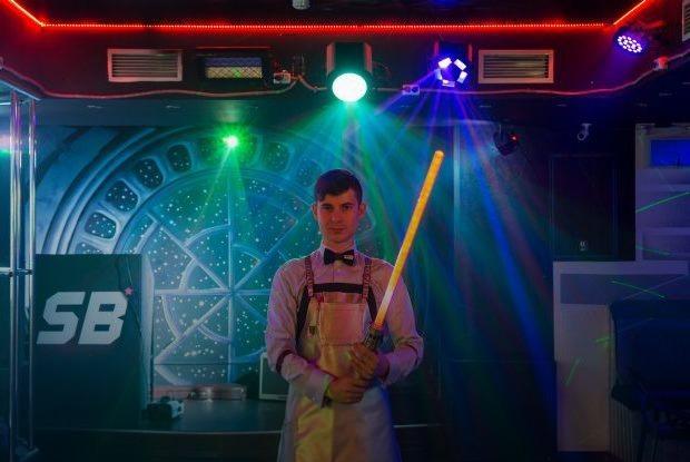 На темной стороне: Новый Star Bars в Иркутске