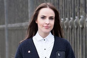 Внешний вид (Петербург): Евгения Корташова, идеолог проекта Funky Kitchen