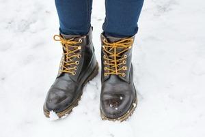 Правила ухода за обувью в зимний сезон