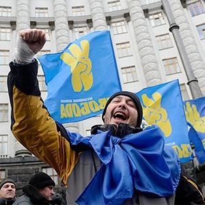 Эйфория по-киевски: Чего украинские предприниматели ждут от евроинтеграции