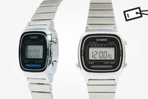 Лучше меньше: Где покупать часы Casio в Петербурге