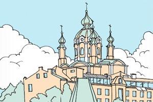 Планы на майские: 3 прогулочных маршрута по Киеву