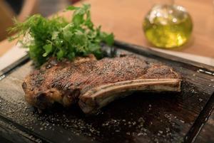 Мясной ресторан «Рыбы нет»