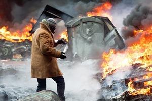 Взгляд со стороны: Западные СМИ — о событиях на Украине