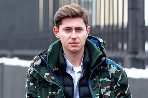 Представитель журнала Interview Алексей Городнёв