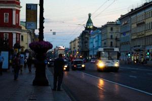 На перекладных: Как работают ночные автобусы в Петербурге