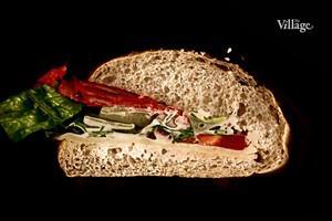 Составные части: Сэндвич «Квинс-бульвар» из пиццерии Montalto