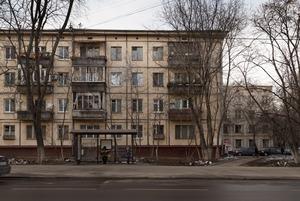 «Я живу в первой хрущевке России»
