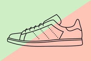 Самая дорогая и самая дешёвая пара кроссовок в adidas Originals