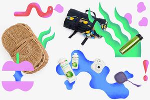 Дождевик или купальник: 48 вещей, без которых не обойтись летом