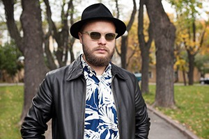Внешний вид: Владимир Ковановский, музыкант и блогер