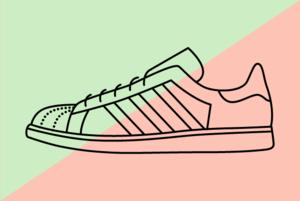 Самая дорогая и дешёвая пара кроссовок adidas Originals в Superstar Moscow