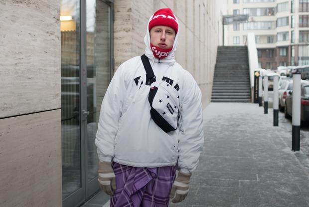 «Канье — гений, божество»: Москвичи в многочасовой очереди за кроссовками Yeezy Boost