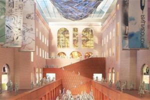 Теория вероятности: 4 проекта реконструкции Политехнического музея
