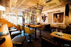Новое место: Ресторан и бар Soholounge