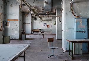 Бывшая швейная фабрика «Маяк» на Нижневолжской
